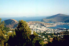 visit patmos  with a greek island cruise - cruise destination