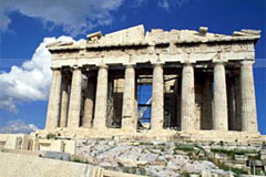visit athens with a greek island cruise - cruise destination